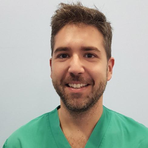 Doctor Nicolás Rodríguez