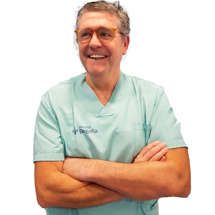 Dr Antonio Maestro
